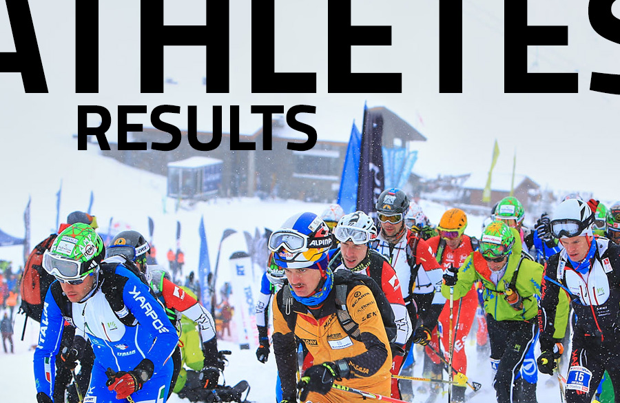Overall World Cups results: Great Ski Trab's athletes