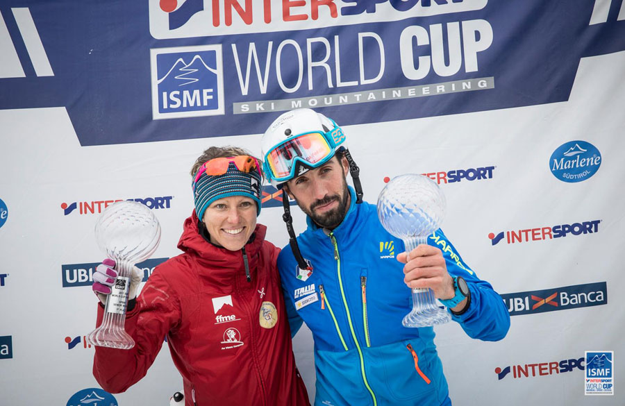 Skimountaineering World Cup: Boscacci leader in the sprint race , Antonioli wins the sprint World Cup