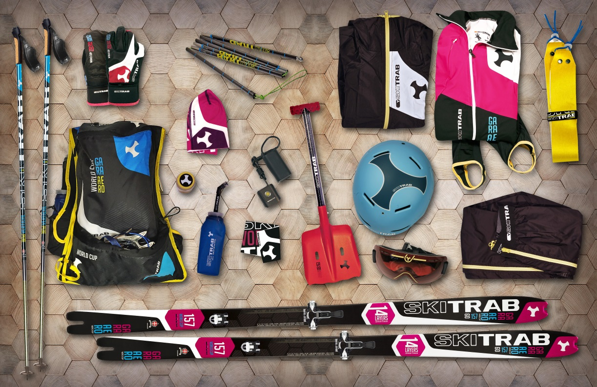 RACE LINE BY SKI TRAB:  TO COMPETE AT THE TOP LEVEL ONLY THE BEST WILL DO!